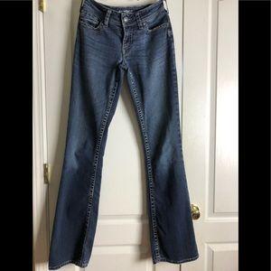 SILVER Suki Surplus Jeans Flap Pocket  29 X 36
